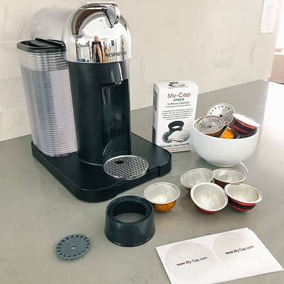 My-Cap – A Coffee Brewing Alternative