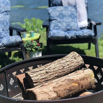 Revamp of Backyard Fire Pit