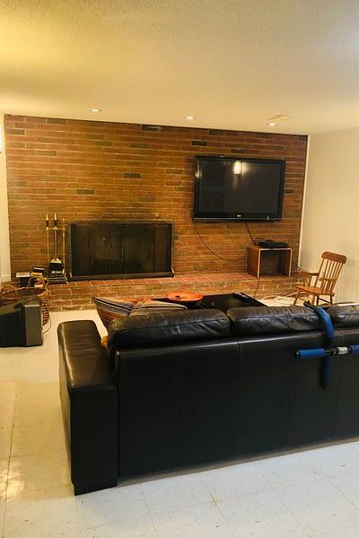1970s basement