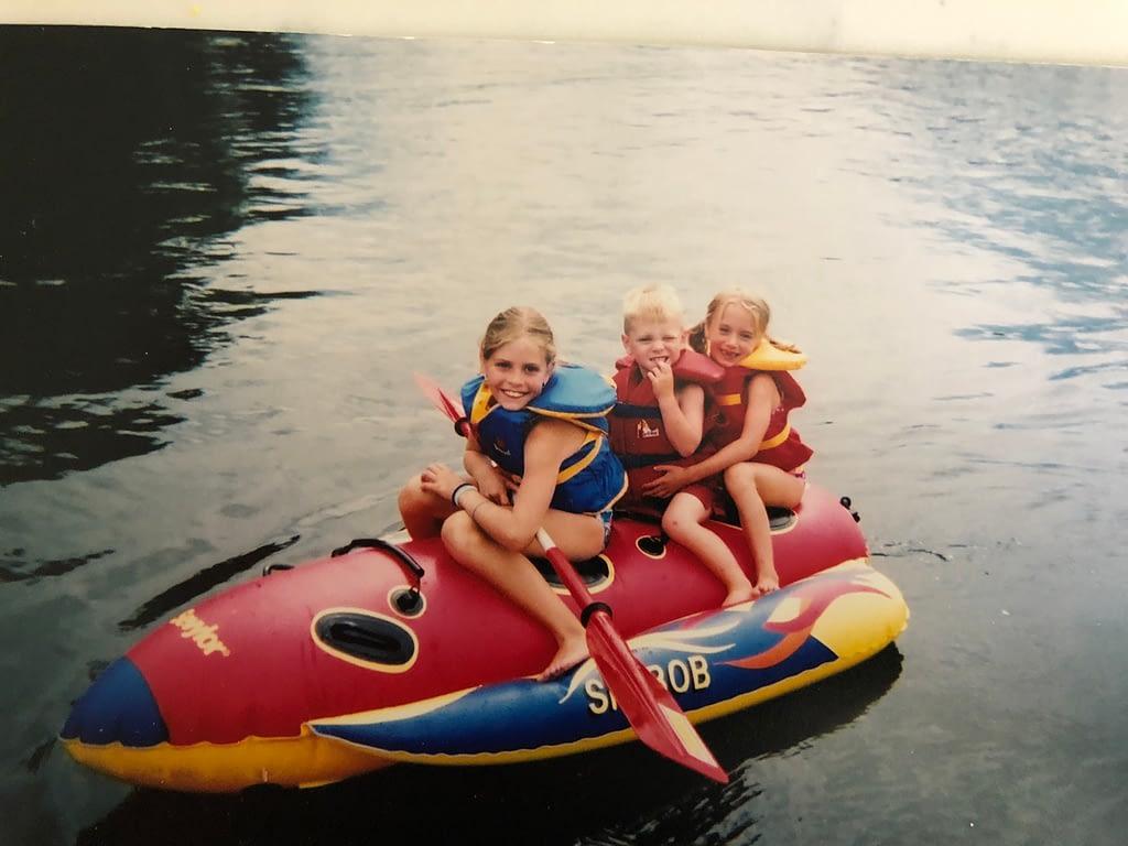 Jones Kids Charleston Lake